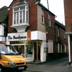 The Handyman, 22 High Street - 2002