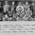 Eagles Football Team - 1910-1911 Season (Eaton Socon Football Club)
