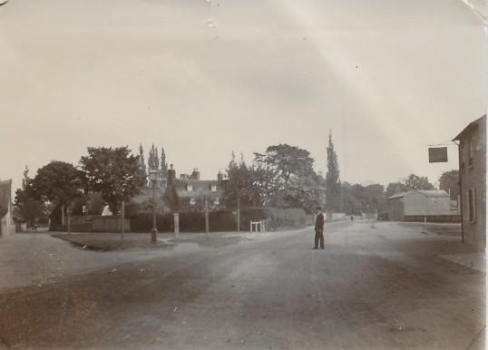 Eynesbury Green 1908