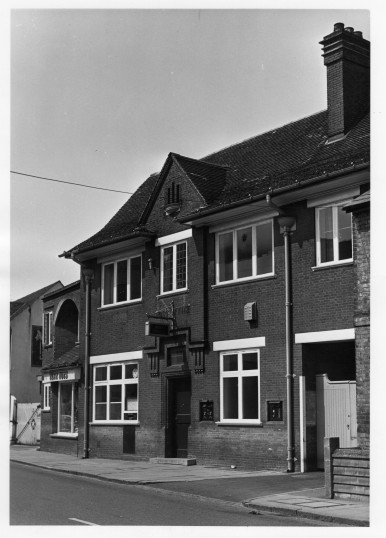 St Neots Post Office in New Street - 1970