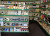 Health Food Shop, Church Walk - inside the shop - 19th April 2017