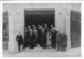 Beds, Cambs and Hunts Electricity Company at its opening in 1929