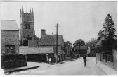 Berkley Street, Eynesbury, near the church - pre 1926