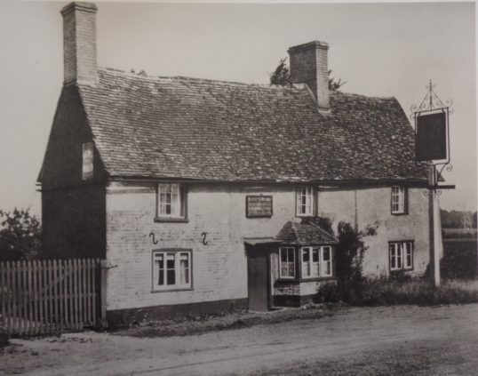 Crown Beerhouse, Great North Road, Eaton Socon - 1920s