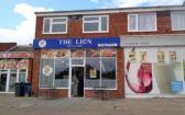 The Lion Fish and Chips Shop in Longsands Road - 12th Sep 2017