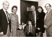 Opening of Gredley Room, extension to Ellesmere Centre, Stetchworth
