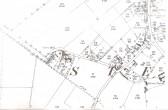 Stetchworth Ordnance Survey Map, 1885.