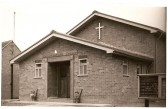 New Congregational Church, High Street, Stetchworth. Built to replace old Gospel Hall which was demolished in 1961.