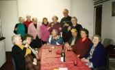 Stetchworth Ellesmere Lunch Club Christmas Dinner.