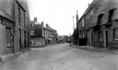 Swavesey High Street 1920.. Description