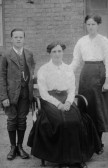 Mrs. Oakman and family of Swavesey.. Description