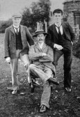 Possible members of the Hawkes family of Swavesey.. Description
