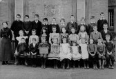 National School Group in 1902.. Description