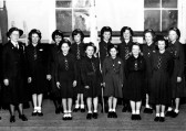 Swavesey, Girls Life Brigade 25th Anniversary.. Description
