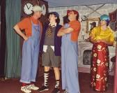 Village Hall Pantomime No.9 - Hickory Dickory Dock