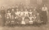 School photo of Great Raveley School.