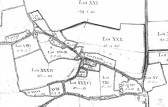 1770 Map Of Great Raveley
