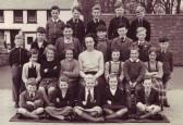 Upwood school, mixed ages.