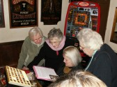 CCAN Launch day at the Cross Keys Upwood
