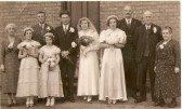 A wedding in the Shaw family