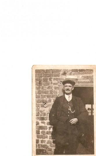 Alfred Shaw (snr)
