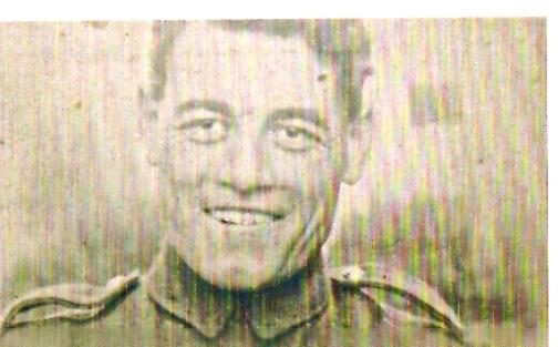 Robert (Bob) Day in first world war