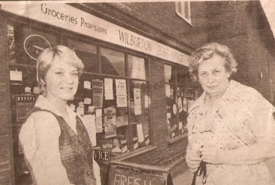 Wilburton old post office