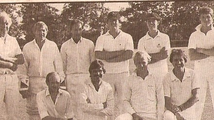 Wilburton cricket team