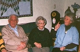 The Thorpe family in New Zealand who emigrated from Wilburton in 1952.