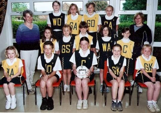 Wilburton school children year 5 and 6