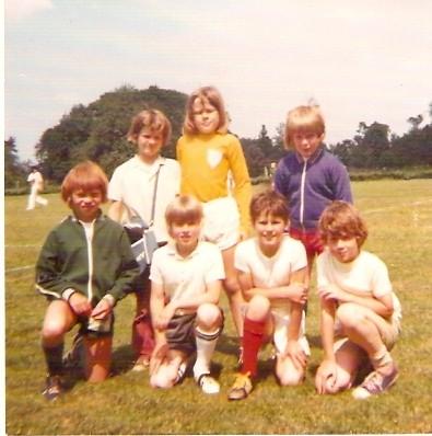 Wilburton school six a side football