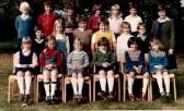 Class 2 children at Wilburton school