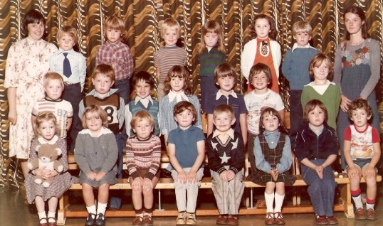 Class 1 photo Wilburton school