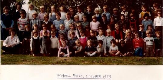 More photos of children at Wilburton school