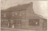 Mr W Hazel's shop Wilburton