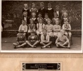 Wilburton  voluntary primary school 1949