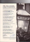 The winning photo of the poem written by Mrs J Gothard published in a magazine in 1979