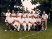Wilburton cricket team