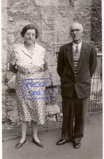 Mr & Mrs Gothard