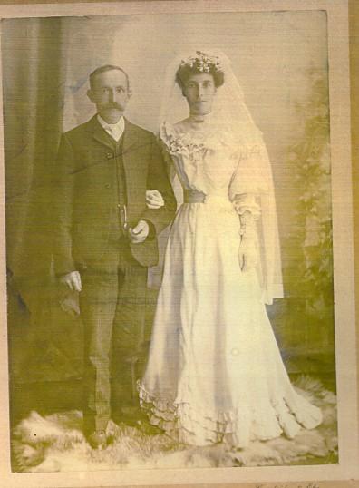 Wilburton Wedding