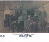 Ibbott  Warren  & family