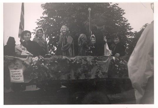Feast   parade in Wilburton