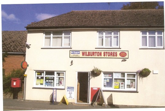 Wilburton Post office