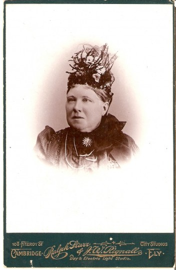 A photo of Mrs W Sole