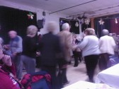 Dancers enjoying the evening at Wilburton over 60s belated new year party
