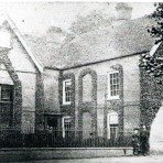Ivy House, High Street, Wilburton; it has been in the Camps family for many years.