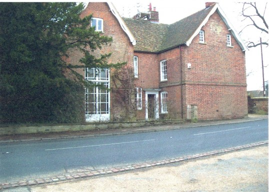 Ivy House, High Street, Wilburton.