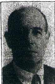 The Rev H.C.Sillery Vale who was a vicar of Wilburton.