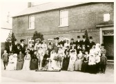 The Wedding of Mr Andrew Norfolk & Miss Rose Sneesby both residents of Wilburton
