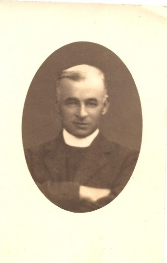 The Rev Henry Whyment Atkinson died at the age of 50yrs